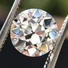 1.53ct Old European Cut Diamond GIA J VS2  7