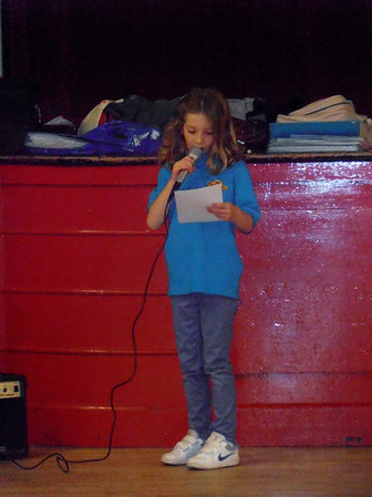 2012-10-19 The Beaver's Presentations