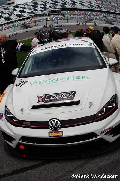 TCR-Rumcastle LLC Volkswagen Golf GTI TCR
