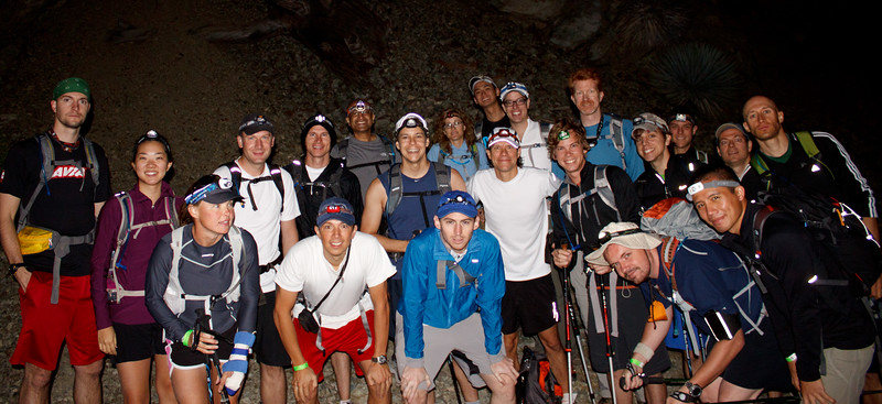8000 Meter Challenge 2011