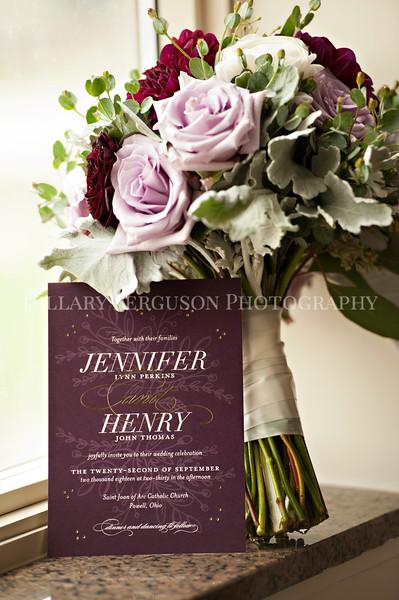 Jennifer and Henry Thomas