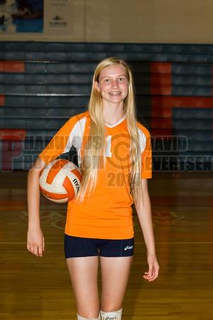 Girls JV Volleyball #4 - 2014