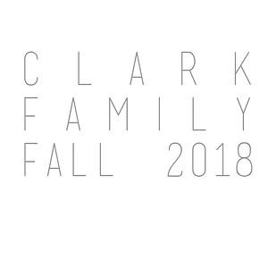 Clark Family Fall 2018