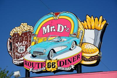 2014 13-14 avril Kingman & Las Vegas