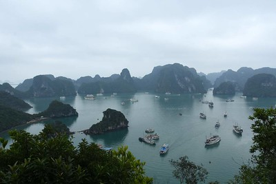 Ha Long Bay, 2018