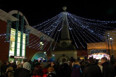 LINCOLN XMAS LIGHTS 2013