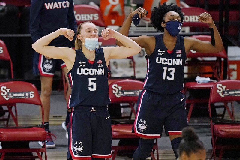 UConn St Johns Basketball