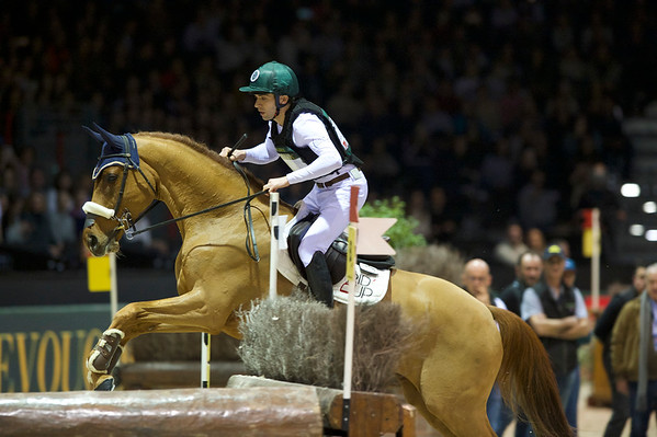EVENTING - DEVOUCOUX INDOOR DERBY