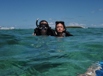 Coco Cay Bahamas - Snorkeling