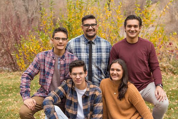 Pauga Family 2017