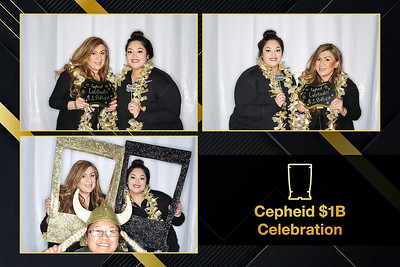Cepheid $1B Celebration