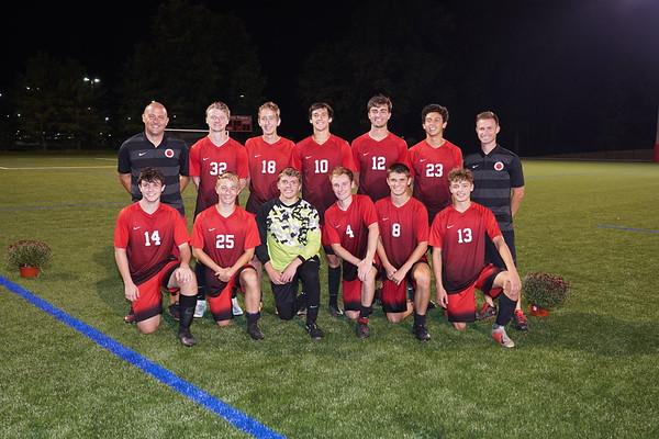 Trojan Soccer Senior Night 2018