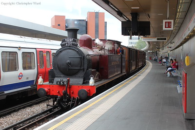 Steam on the H&C - August 2014