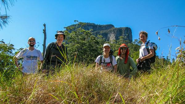 Mt Lindesay Sep 2009