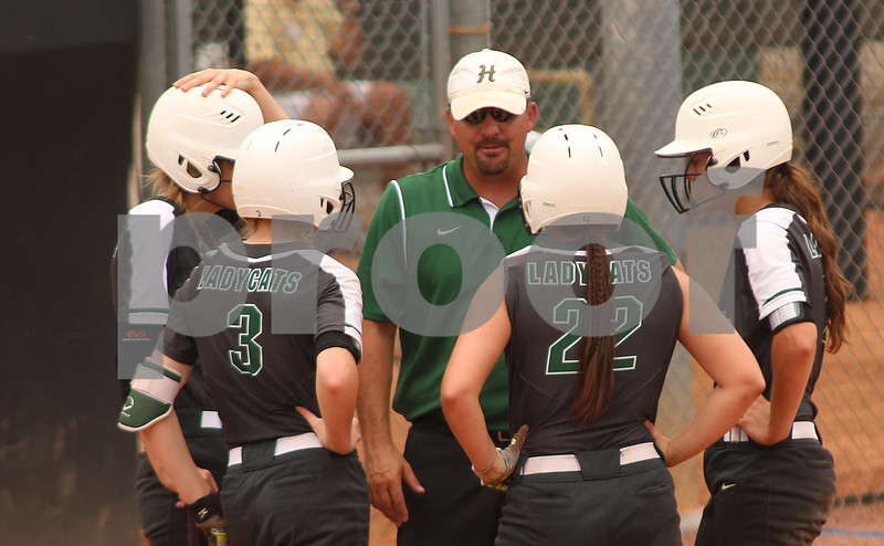 Justin Kniffen coaching (lee softball hire)