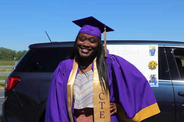Hobart High School Graduation 2020