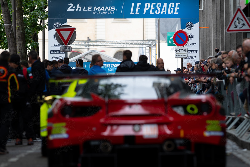 2019 24 Heuers Du Mans. ©2019 Ian Musson. All Rights Reserved.
