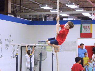 Joey's Gymnastic Show