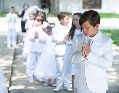 1st Communion 2020