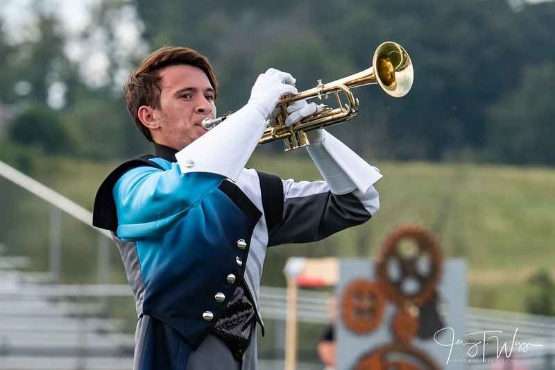 10-1-18 SOTV @ Knox County Marching Exhibition