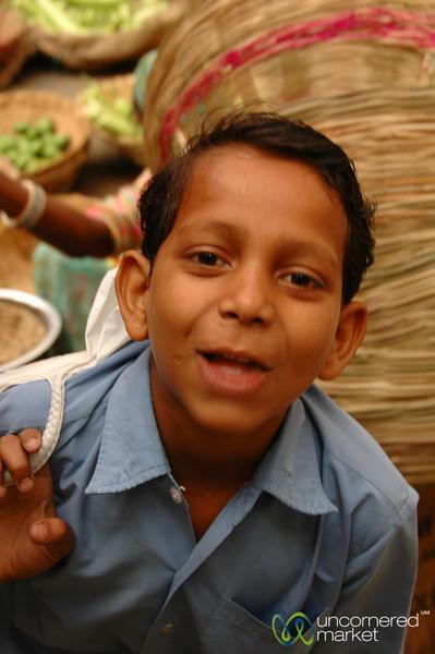 Energetic Student - Udaipur, India