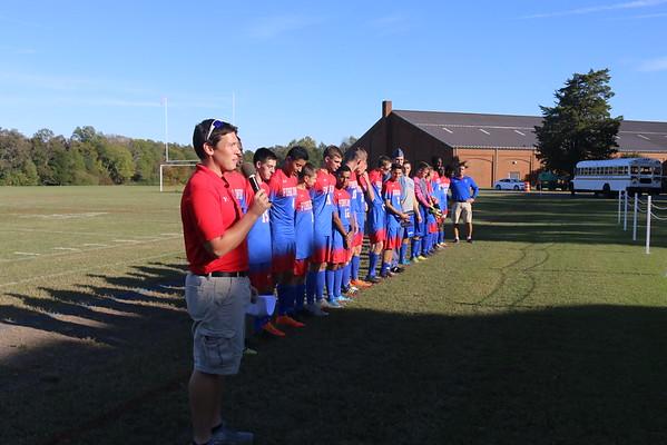 Prep Soccer vs Steward School (Parents Weekend) - Oct 19