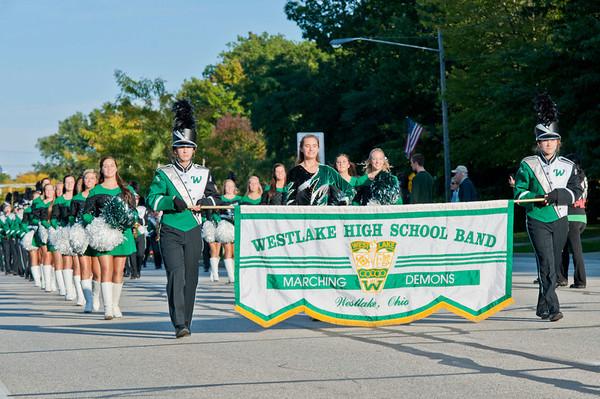Westlake Homecoming 2012