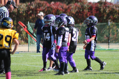 Lassen Youth Football 10-13-12