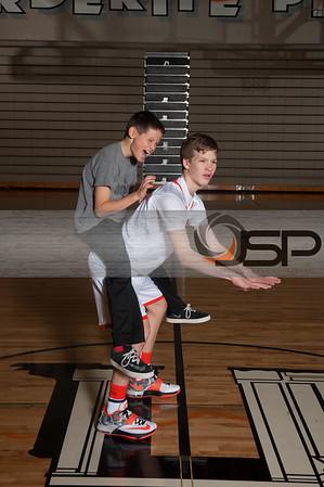 2014-15 Blaine JV Boys team and indiv photos