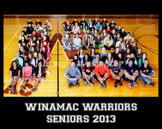 Winamac Seniors 2013