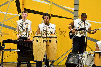 Hazelwood Central HS Winter Percussion