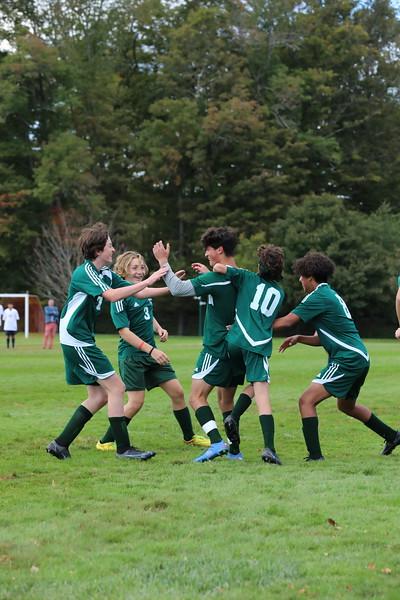 Boys 3rds Soccer vs. Kent (September 29, 2021)