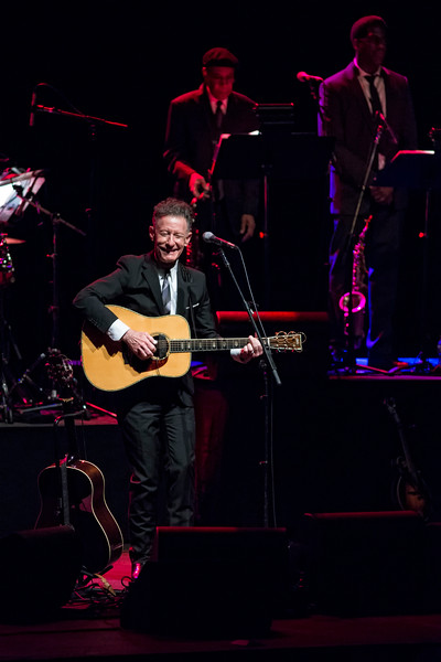 Lyle Lovett and His Large Band July 28, 2017