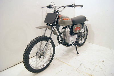 1973 Honda XR75 KO