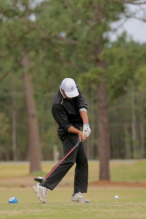 East Bladen West Bladen golf 2018