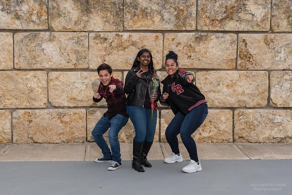 2019 VRHS Ranger Choir seniors
