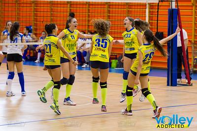 Finale 3 posto: Virtus Cermenate - Valbreggia Volley