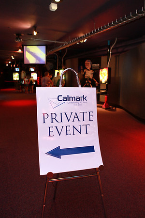 Calmark Inc - 50th Anniversary - Museum of Science & Industry