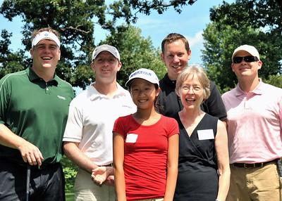 SCFB Golf Event Volunteers & Staff