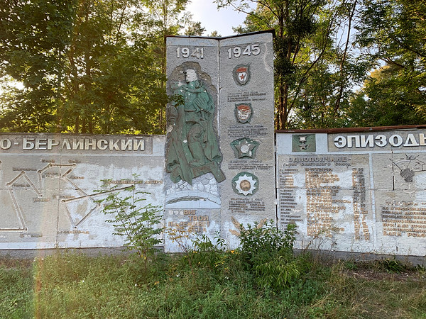 Hinterlassenschaften der Roten Armee