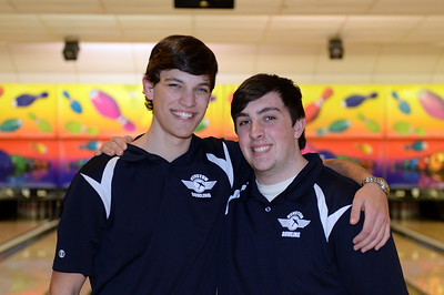 Bowling Senior Night vs. Wickliffe (2/11/15)