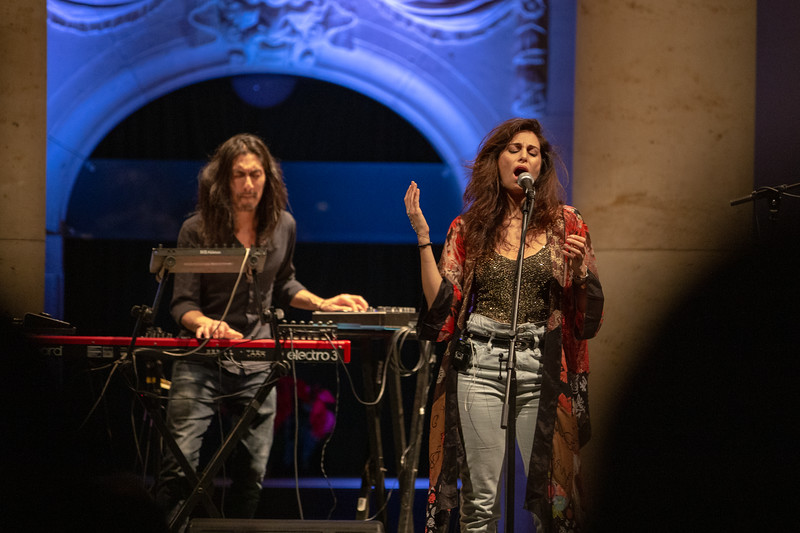 2018 Dec 7, Yasmine Hamdan, Detroit: Joe Alcodray