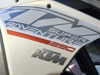 My KTM 1290 Super Adventure
