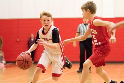 TCS Basketball (Boys) vs. Christ the King