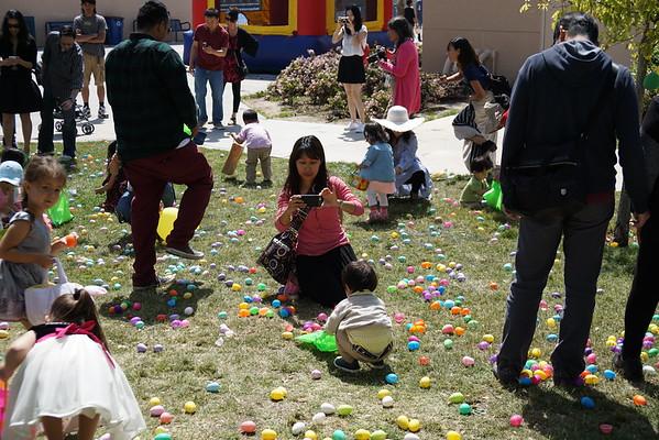 Easter Sunday 03/27/16 Fun Zone