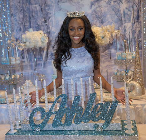 ASHLEY'S SWEET 16 BIRTHDAY PARTY