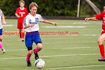 Mariemont Jr High Soccer