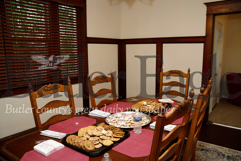 Robin's Home dining room. Seb Foltz/Butler Eagle
