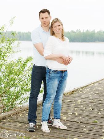 Parfoto Anna och Andreas
