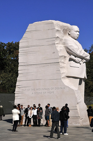 MLK Memorial & Washington D.C.